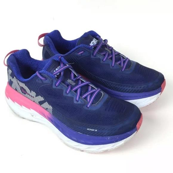 Hoka One One Bondi 5 Size Running Shoe